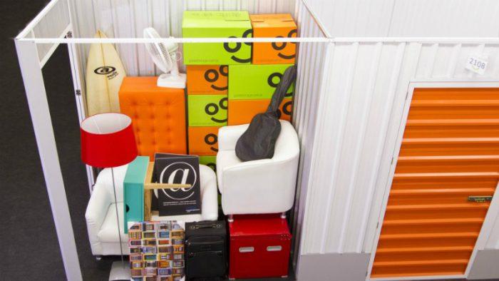 preços de guarda moveis e self storage sp