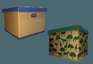 Embalagens para mudança_caixas