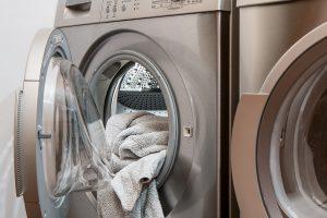Transportar e embalar a máquina de lavar_transporte