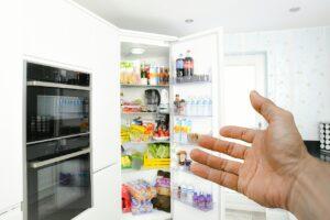 Como organizar uma geladeira